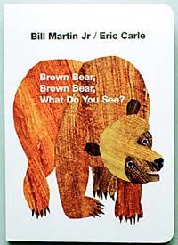 picture of Brown Bear, Brown Bear What Do You See?