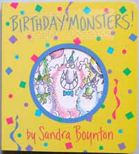 picture of Birthday Monsters