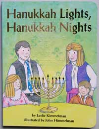 picture of Hanukkah Lights, Hanukkah Nights