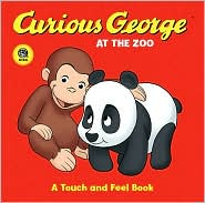 picture of Curious George at the Zoo