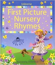 picture of First Picture Nursery Rhymes