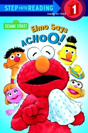 picture of Elmo Says Achoo!