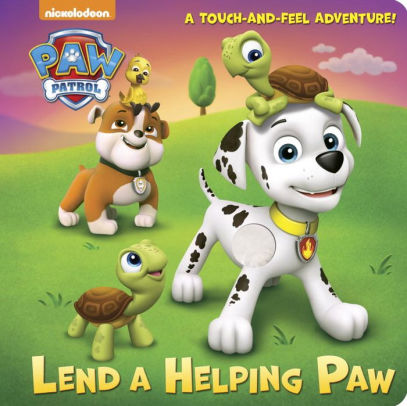 picture of Paw Patrol: Lend a Helping Paw