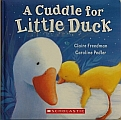 picture of A Cuddle For Little Duck