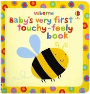 picture of Baby's Very First Touchy-Feely Book