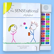 Photo of SENSEsational Alphabet Book