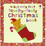 picture of Baby's Very First Touchy-Feely Christmas Book
