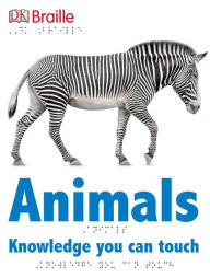 picture of DK Braille: Animals