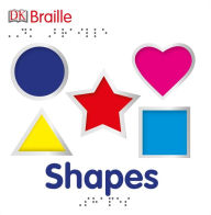 Photo of the DK Braille Shapes Book