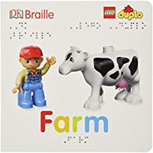 picture of DK Braille: LEGO DUPLO: Farm