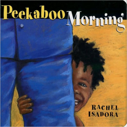 Photo of the book: Peekaboo Morning
