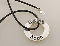 picture of Affirmation Charm 18