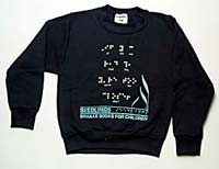 picture of Seedlings Sweatshirt Navy Youth Large